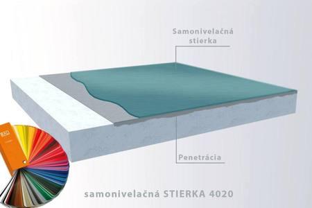 IN-EPOX 4020 epoxidová podlaha - samonivelačná stierka, náter Hobby balenia