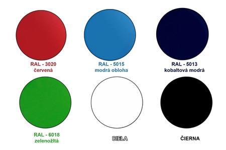 Pigmentové koncentráty / pigmentové pasty pre farbenie epoxidov