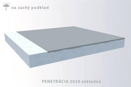 IN-EPOX 2020 základná epoxidová penetrácia