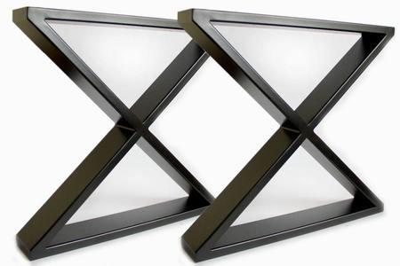 Stolové podnože klasik X - TF002