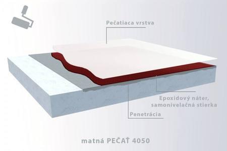 IN-EPOX 4500 matná pečatná vrstva
