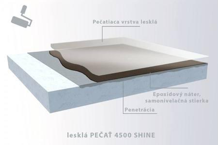 IN-EPOX 4500 SHINE lesklá pečatná vrstva