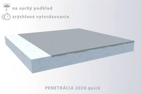 IN-EPOX 2020 QUICK zrýchlená epoxidová penetrácia