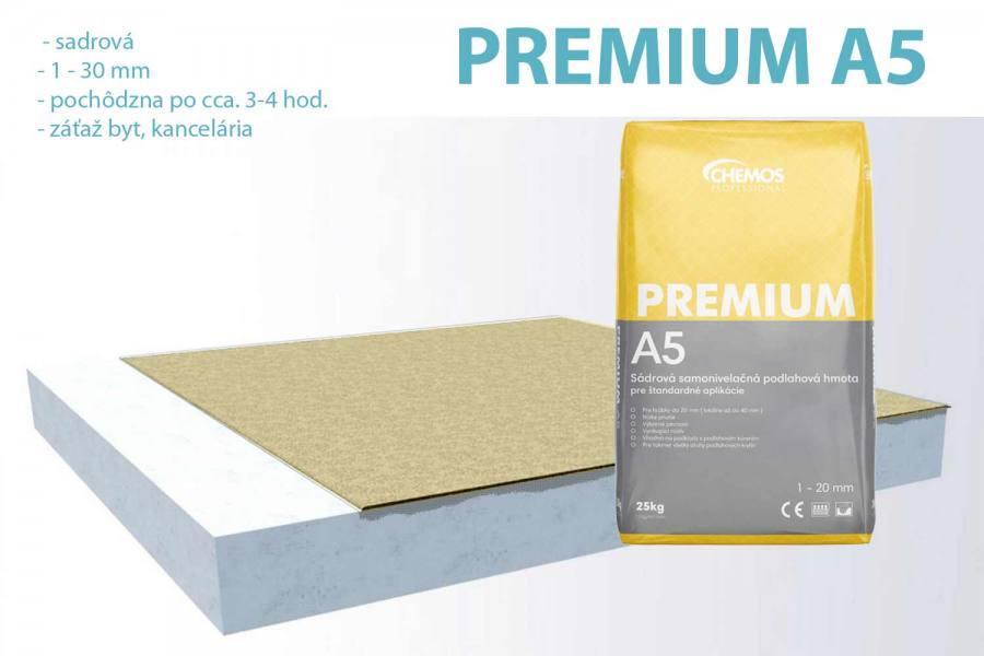 IN-CEM 30 samonivelačný finálny poter
