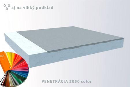 IN-EPOX 2050 COLOR pigmentovaná epoxidová penetrácia