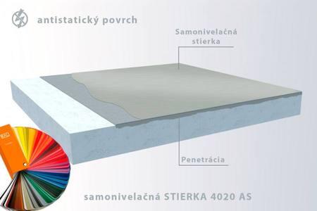 IN-EPOX 4020 AS epoxidová liata podlaha - samonivelačná stierka