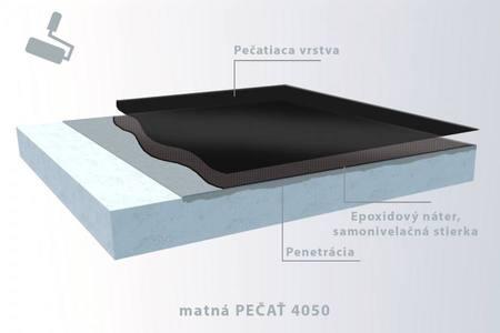 IN-EPOX 4500 ANTISTATIC finálna vrstva