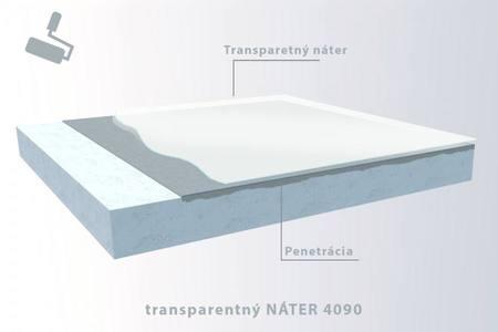 IN-EPOX 4090 transparentný uzatvárací náter