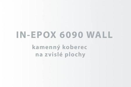 IN-EPOX 6090WALL - pojivo na zvislé plochy