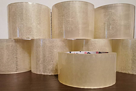 PP lepiace pásky široké 75mm