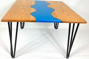 Kovové nohy na stoly